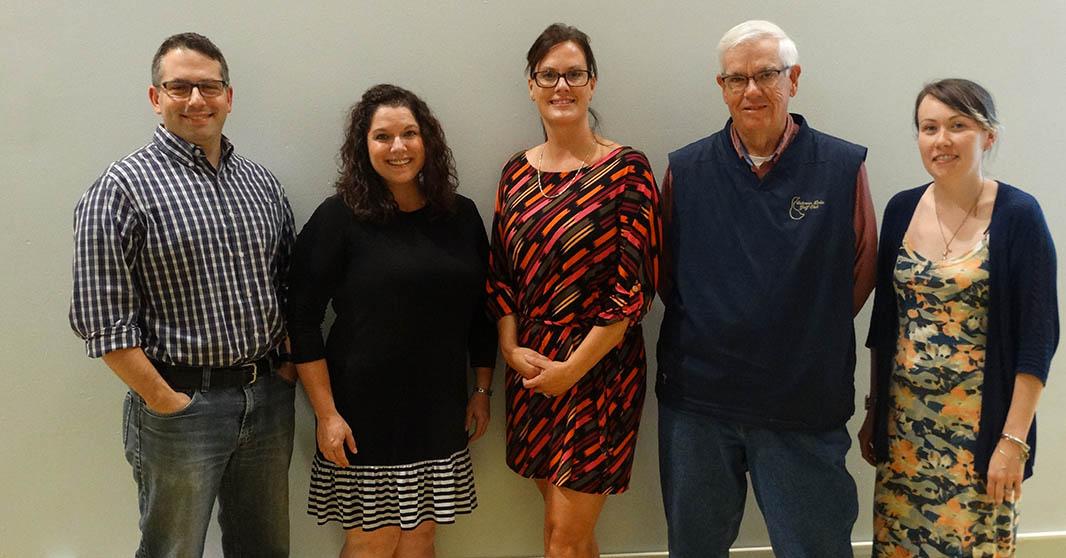 Mayfield Board of Education, September 2018