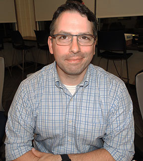 Aaron Flynn, Board of Education member
