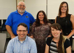 Mayfield Board of Education, 2019-20