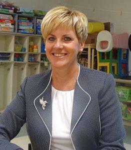 Katria Hitrick, new elementary principal