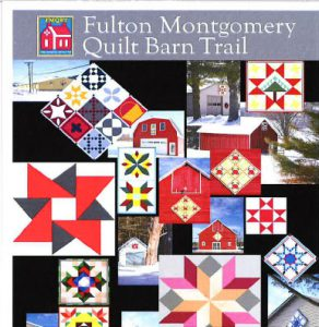 Advertisement for the FM quilt brain trail